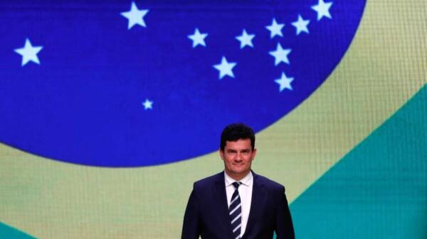 El exministro de Justicia de Brasil, Sergio Moro