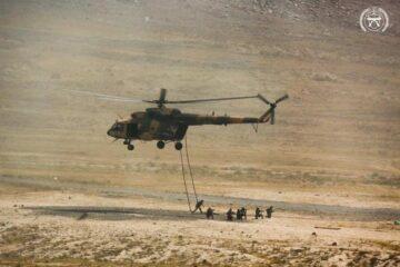 Ejército afgano