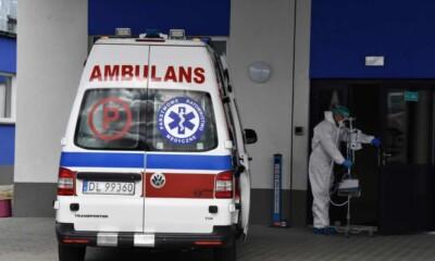 hospital en Legnica, Polonia