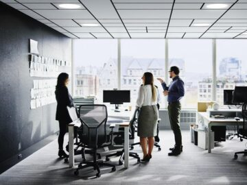 Ecophon oficinas - IP