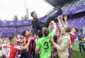 Atlético campeón