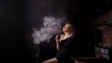 vapear cigarrillo electrónico