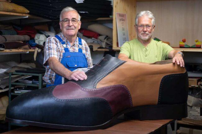 zapato de talla 240