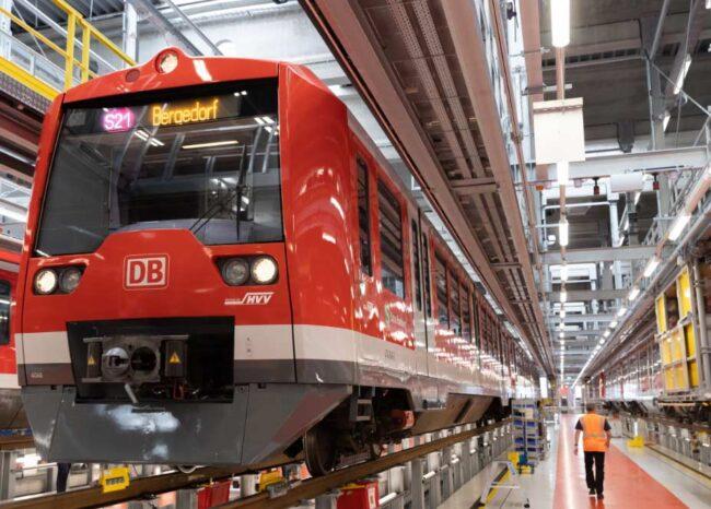 Digital S-Bahn Hamburg